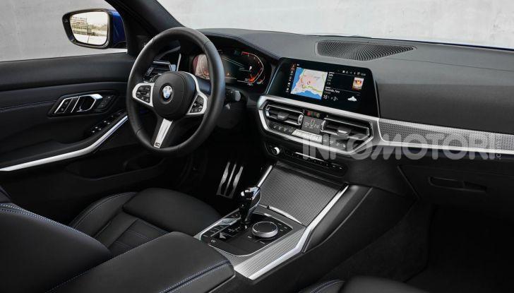 BMW Serie 3 Touring 2019: nuovo corso per la wagon tedesca - Foto 24 di 29