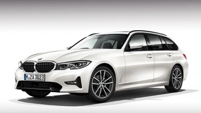 BMW Serie 3 Touring 2019: nuovo corso per la wagon tedesca - Foto 1 di 29