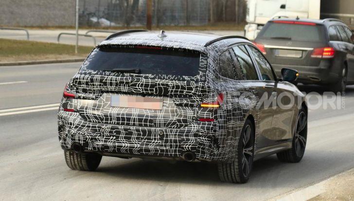 Nuova BMW Serie 3 Touring: i prezzi ufficiali - Foto 13 di 29