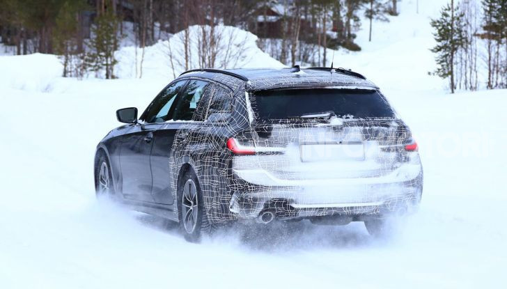 BMW Serie 3 Touring 2019: nuovo corso per la wagon tedesca - Foto 17 di 29