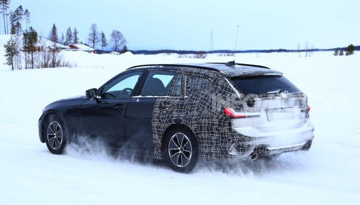 BMW Serie 3 Touring 2019: nuovo corso per la wagon tedesca - Foto 18 di 29