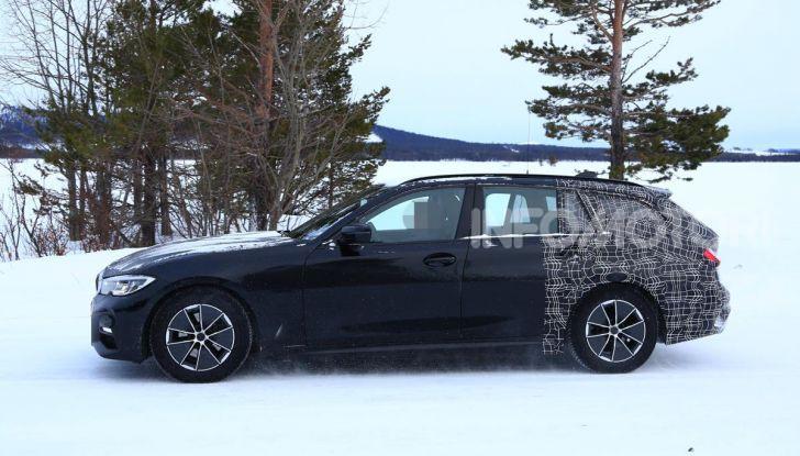 Nuova BMW Serie 3 Touring: i prezzi ufficiali - Foto 11 di 29