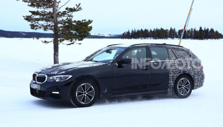 BMW Serie 3 Touring 2019: nuovo corso per la wagon tedesca - Foto 19 di 29