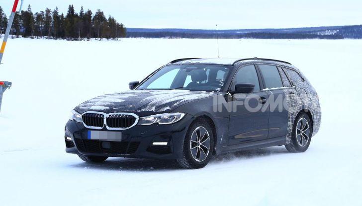 BMW Serie 3 Touring 2019: nuovo corso per la wagon tedesca - Foto 21 di 29