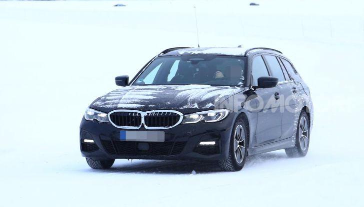 BMW Serie 3 Touring 2019: nuovo corso per la wagon tedesca - Foto 20 di 29