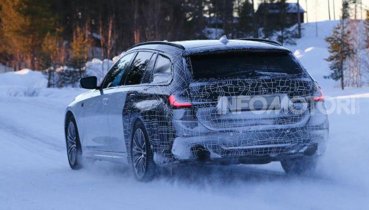 BMW Serie 3 Touring 2019: nuovo corso per la wagon tedesca - Foto 22 di 29