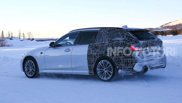 Nuova BMW Serie 3 Touring: i prezzi ufficiali - Foto 23 di 29