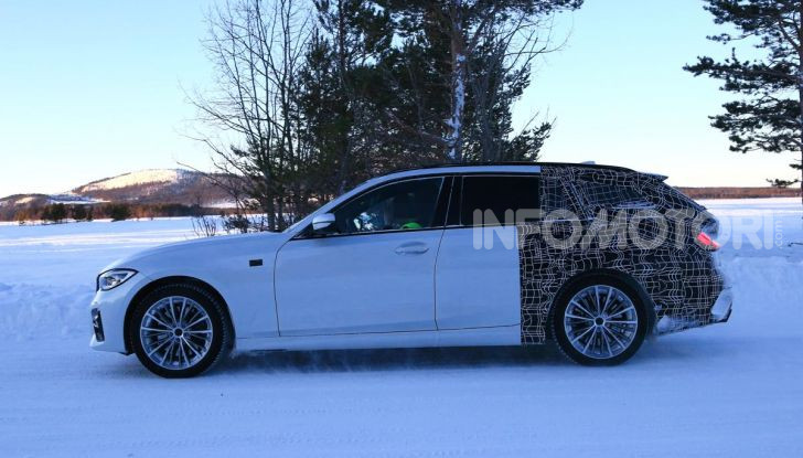 BMW Serie 3 Touring 2019: nuovo corso per la wagon tedesca - Foto 8 di 29