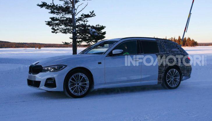 BMW Serie 3 Touring 2019: nuovo corso per la wagon tedesca - Foto 9 di 29