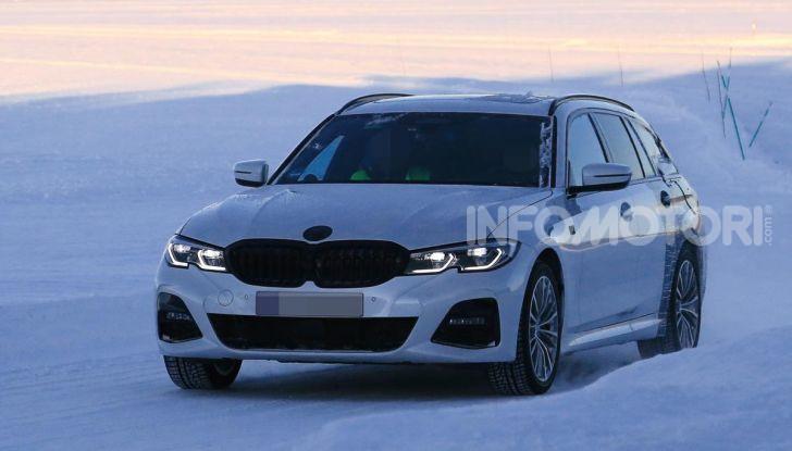 BMW Serie 3 Touring 2019: nuovo corso per la wagon tedesca - Foto 2 di 29