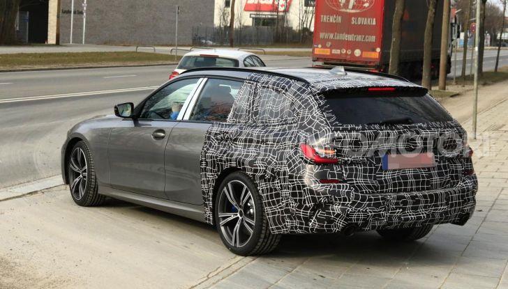 BMW Serie 3 Touring 2019: nuovo corso per la wagon tedesca - Foto 14 di 29