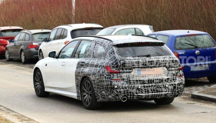 BMW Serie 3 Touring 2019: nuovo corso per la wagon tedesca - Foto 6 di 29