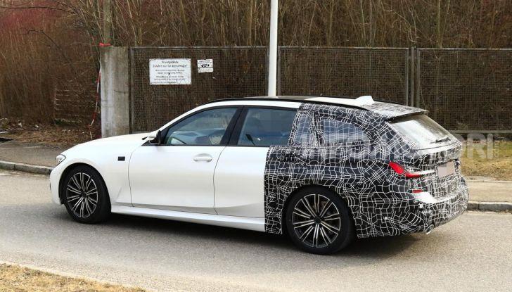 BMW Serie 3 Touring 2019: nuovo corso per la wagon tedesca - Foto 7 di 29