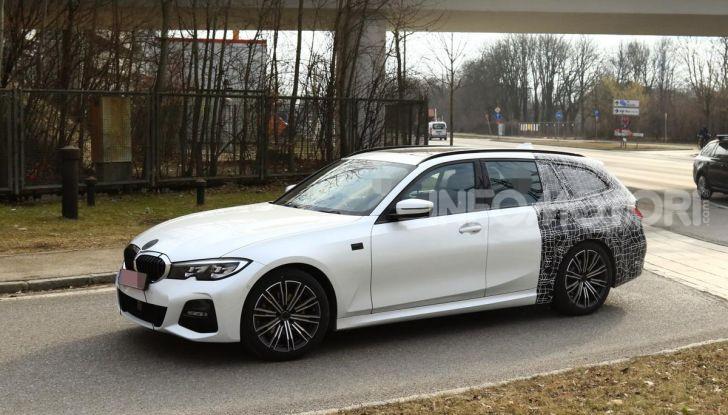 BMW Serie 3 Touring 2019: nuovo corso per la wagon tedesca - Foto 5 di 29