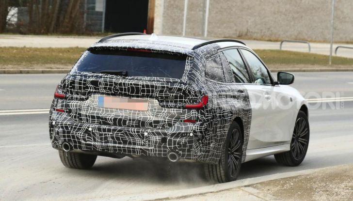 BMW Serie 3 Touring 2019: nuovo corso per la wagon tedesca - Foto 15 di 29