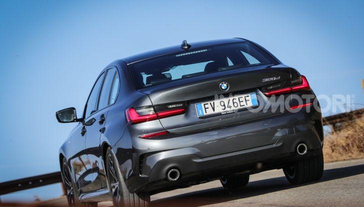 Nuova BMW Serie 3 2019, prova in anteprima, caratteristiche e prezzi - Foto 3 di 38