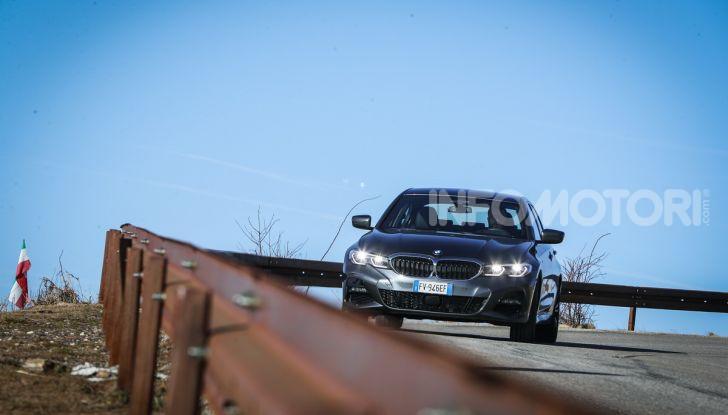 Nuova BMW Serie 3 2019, prova in anteprima, caratteristiche e prezzi - Foto 4 di 38
