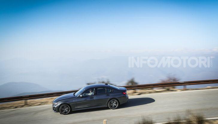 Nuova BMW Serie 3 2019, prova in anteprima, caratteristiche e prezzi - Foto 5 di 38