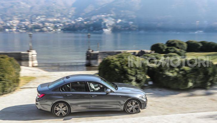 Nuova BMW Serie 3 2019, prova in anteprima, caratteristiche e prezzi - Foto 9 di 38