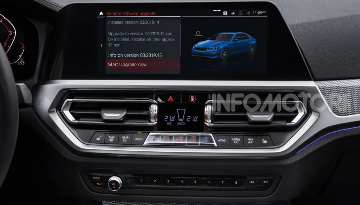 Nuova BMW Serie 3 2019, prova in anteprima, caratteristiche e prezzi - Foto 14 di 38