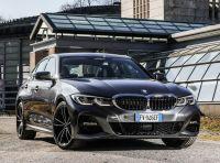 Nuova BMW Serie 3 2019, prova in anteprima, caratteristiche e prezzi