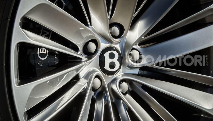 Bentley Bentayga Speed: il SUV più veloce al mondo - Foto 10 di 25