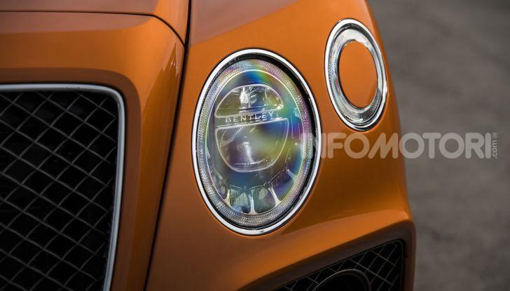 Bentley Bentayga Speed: il SUV più veloce al mondo - Foto 14 di 25