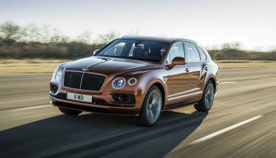 Bentley Bentayga Speed: il SUV più veloce al mondo