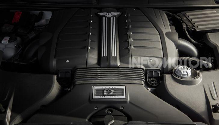 Bentley Bentayga Speed: il SUV più veloce al mondo - Foto 23 di 25