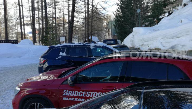 Bridgestone Blizzak LM005, il nuovo pneumatico invernale - Foto 4 di 12