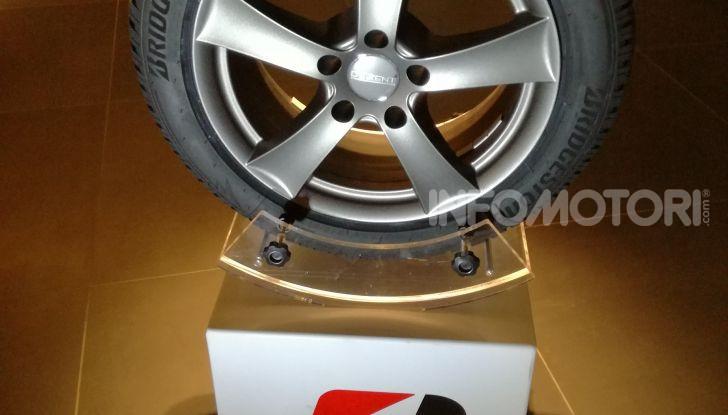 Bridgestone Blizzak LM005, il nuovo pneumatico invernale - Foto 9 di 12