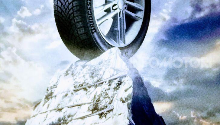 Bridgestone Blizzak LM005, il nuovo pneumatico invernale - Foto 10 di 12