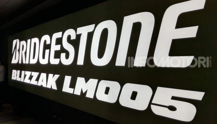Bridgestone Blizzak LM005, il nuovo pneumatico invernale - Foto 11 di 12