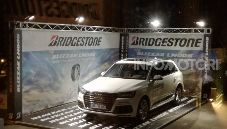 Bridgestone Blizzak LM005, il nuovo pneumatico invernale - Foto 2 di 12