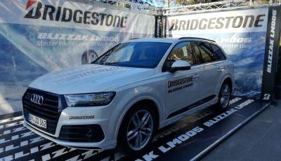 Bridgestone Blizzak LM005, il nuovo pneumatico invernale