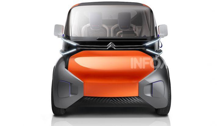 Citroen Ami One Concept: la mobilità urbana cambia forma - Foto 1 di 15