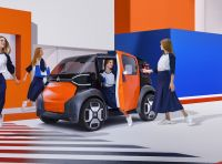Citroen Ami One Concept: la mobilità urbana cambia forma