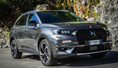 DS 7 Crossback E-Tense 4×4: solo 31 grammi di CO2 al chilometro