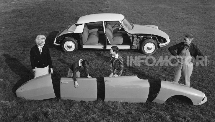 """DS: L'auto modulare """"costruita senza limiti"""" - Foto 1 di 6"""