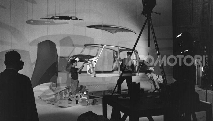 """DS: L'auto modulare """"costruita senza limiti"""" - Foto 4 di 6"""
