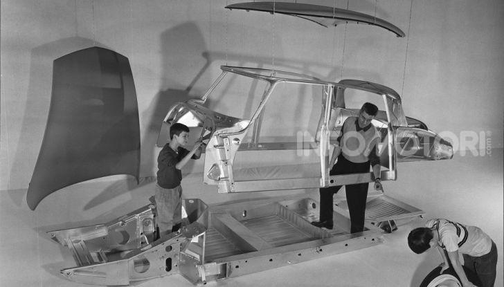 """DS: L'auto modulare """"costruita senza limiti"""" - Foto 6 di 6"""