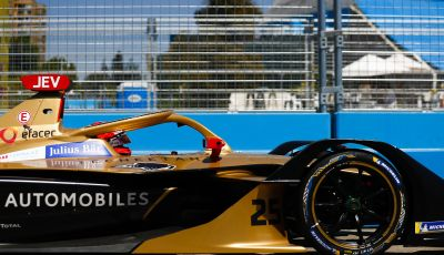 Formula E: DS Techeetah guarda ai punti messicani