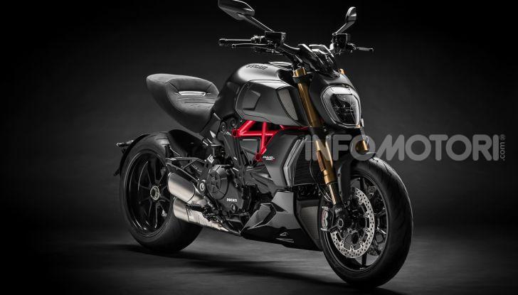 Ducati Diavel 1260: tutto quello che devi sapere sulla nuova Power Cruiser - Foto 21 di 24