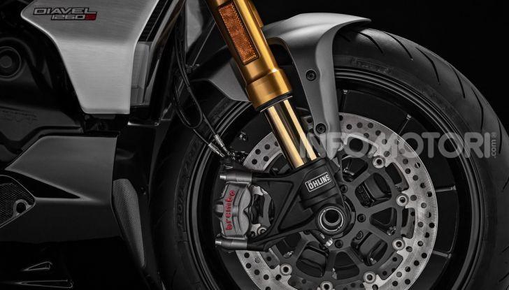 Ducati Diavel 1260: tutto quello che devi sapere sulla nuova Power Cruiser - Foto 10 di 24