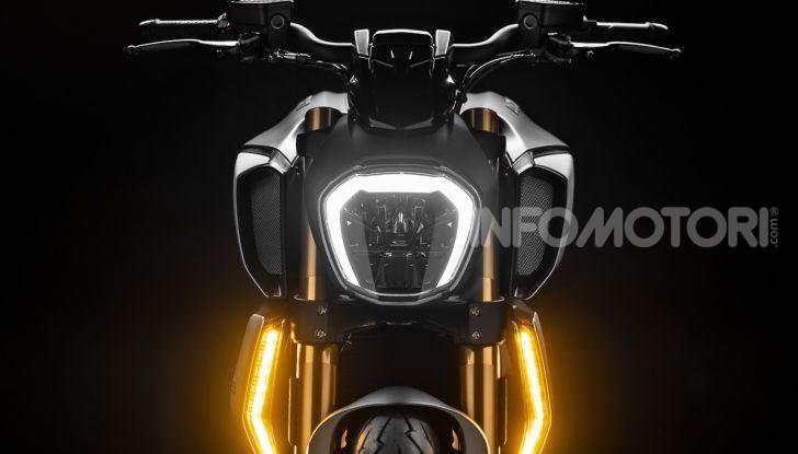 Ducati Diavel 1260: tutto quello che devi sapere sulla nuova Power Cruiser - Foto 9 di 24