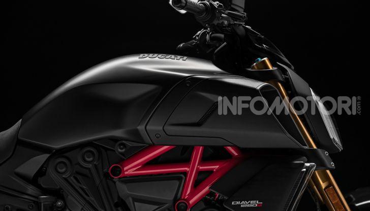 Ducati Diavel 1260: tutto quello che devi sapere sulla nuova Power Cruiser - Foto 5 di 24