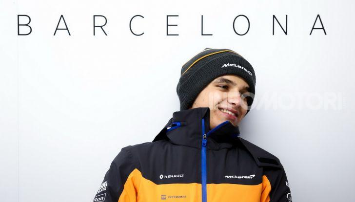 Formula 1 2019 Test Barcellona – giorno 3: si vedono i big ma svetta Kvyat - Foto 1 di 103