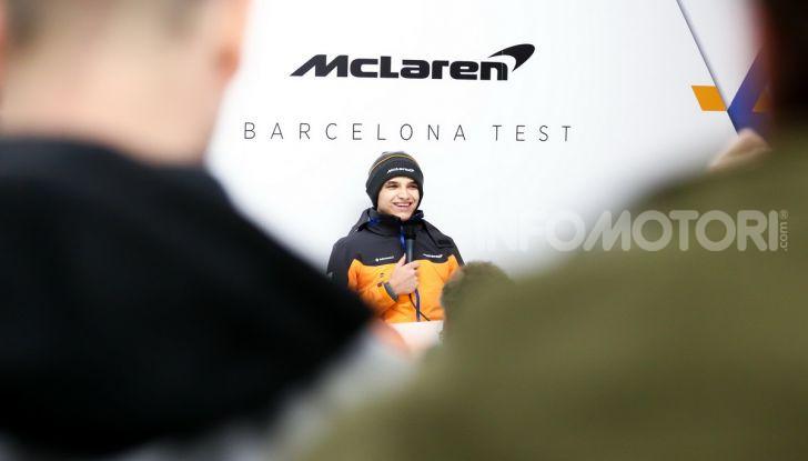 Formula 1 2019 Test Barcellona – giorno 3: si vedono i big ma svetta Kvyat - Foto 2 di 103