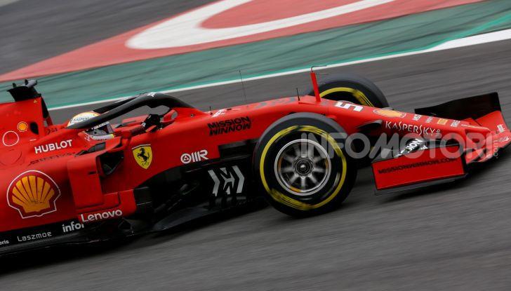 Formula 1 2019 Test Barcellona – giorno 3: si vedono i big ma svetta Kvyat - Foto 3 di 103