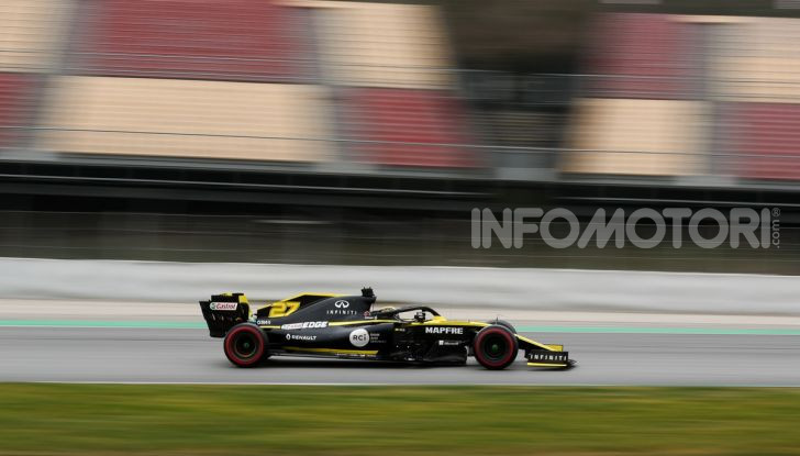 Formula 1 2019 Test Barcellona – giorno 3: si vedono i big ma svetta Kvyat - Foto 5 di 103